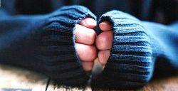 Причини холодних рук і ніг