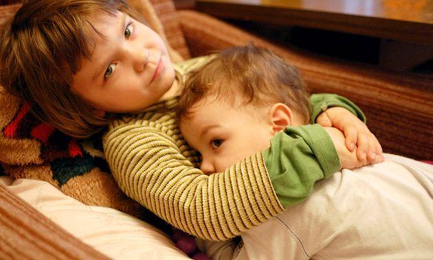 Причини сварок між братами і сестрами
