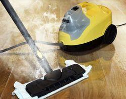 Застосування пароочисника для домашнього прибирання