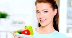 Зразкове меню для бажаючих схуднути