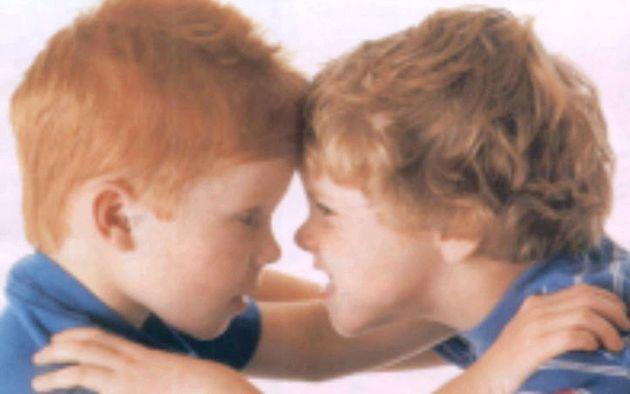 Прояв агресії у дітей