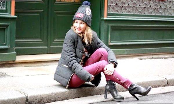 Пуховики жіночі: зима і мода (фото)