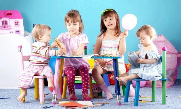 Дитячі розвиваючі центри