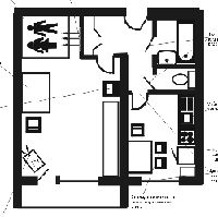 Розстановка меблів квартири по фен-шуй