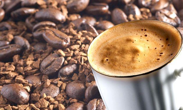 Розчинна кава - склад, калорійність, кращі марки, фото та багато іншого ..