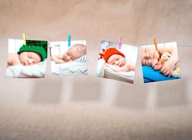 Розвиток дитини: перший місяць життя