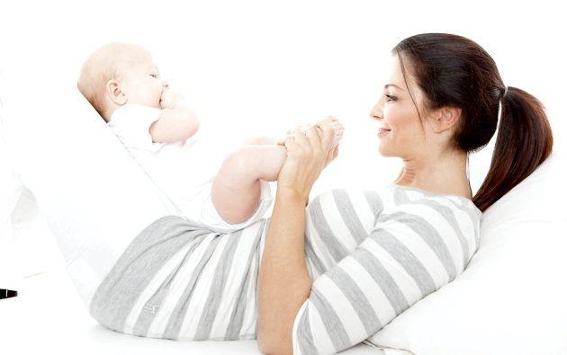 Уміння дитини на шостому місяці життя