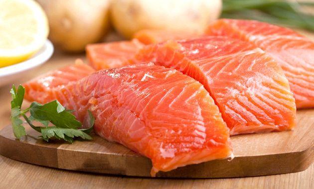 Рецепти з червоної риби