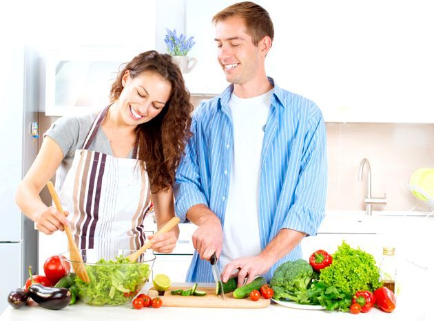 Рецепти пісних салатів