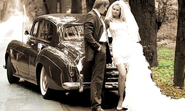 Ретро весілля в стилі 20-х років