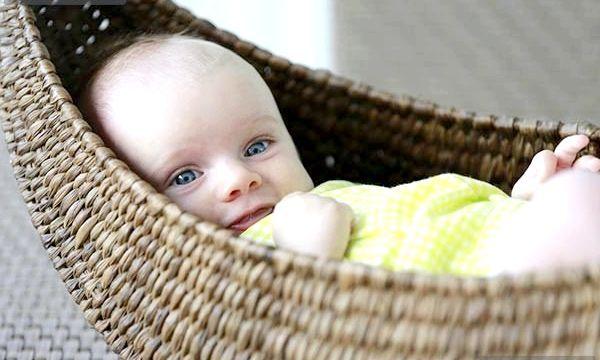 Режим дня дитини в 2 місяці