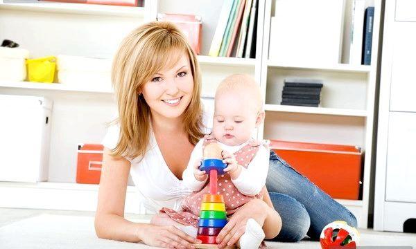 Режим дня дитини в 6 місяців
