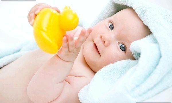 Режим дня дитини в 7 місяців