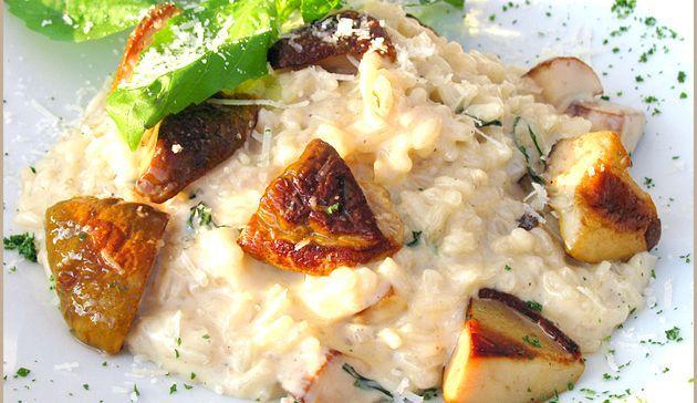 Різотто - особливе блюдо з особливим рисом