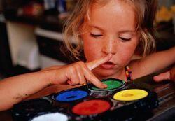 Роль кольору в дитячому одязі