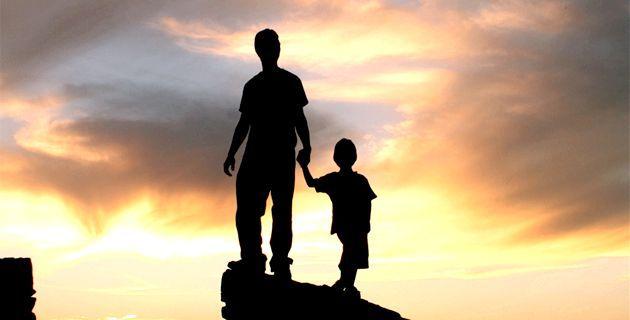 Роль батька в чоловічому вихованні сина