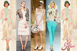 Романтичний стиль одягу