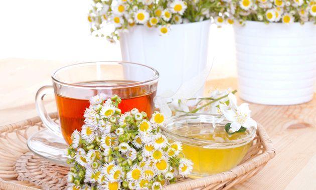 Ромашковий чай - користь і рецепти