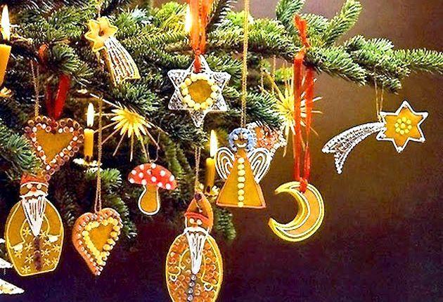Різдвяне печиво - рецепти