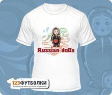Російська матрьошка по красивій ціною в інтернет-магазині