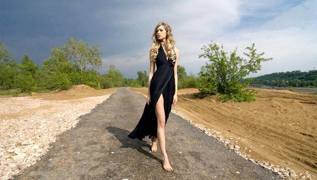 З чим надіти чорне плаття