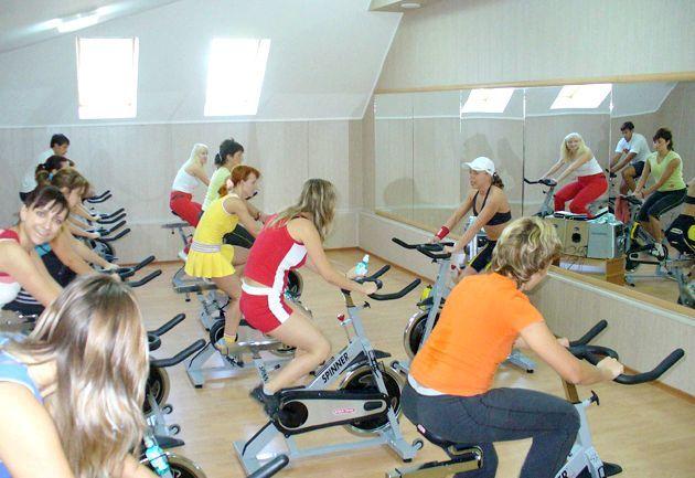 Сайкл-аеробіка: схуднення і м'язова користь