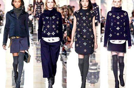 Наймодніша одяг сезону зима 2014-2015: основні тенденції в фото