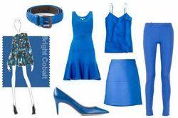 Самий модний у цьому році колір аквамарин