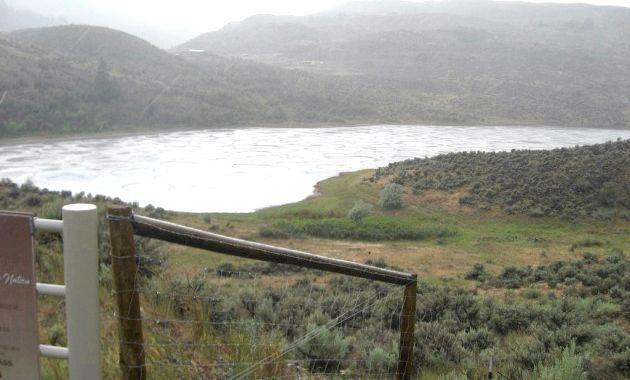 Озеро Клілук