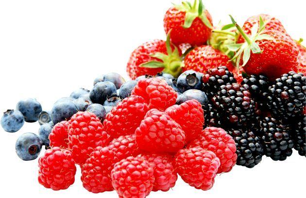Найкорисніші ягоди