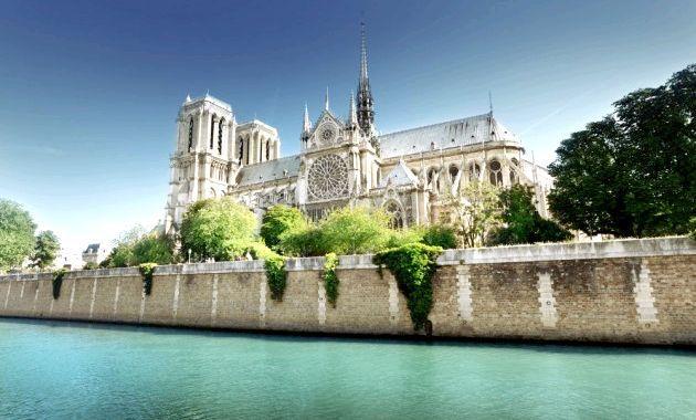 Собор Паризької Богоматері (Notre-Dame de Paris)
