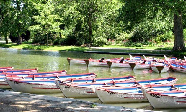 Венсенський ліс (Bois de Vincennes)