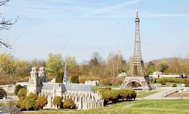 Парк «Франція в мініатюрі» (France Miniature)