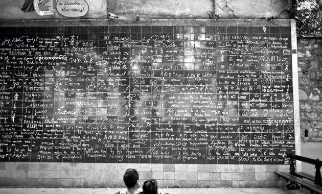 Стіна кохання (Le mur des je t'aime)