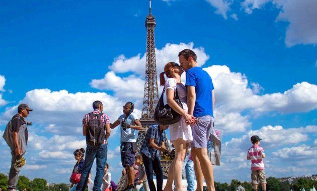 романтичні місця Парижа