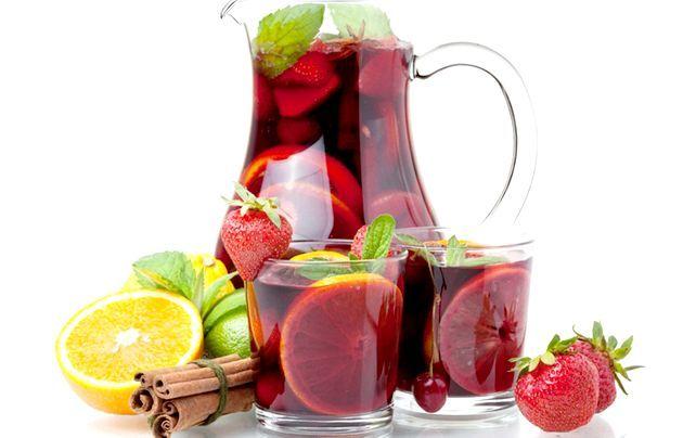 Сангрія - рецепти і секрети приготування винного напою