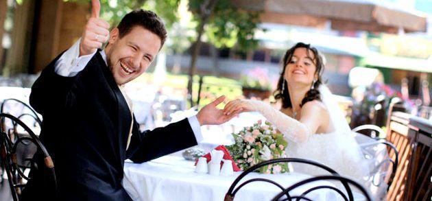 Секрет гарних весільних фотографій