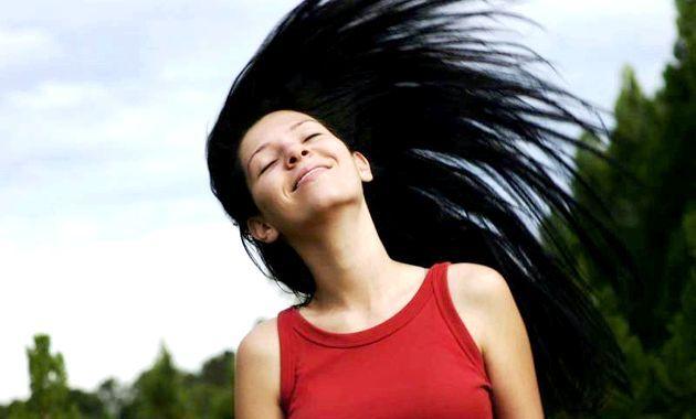 Секрет красивого волосся