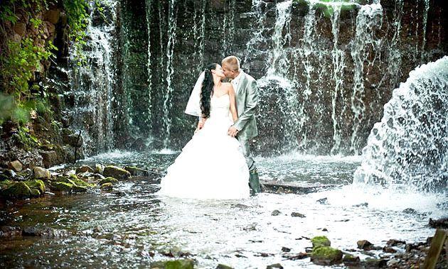 Секрети ідеальної весільної фотосесії