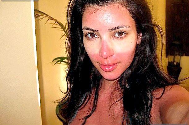 Сестра виклала в інтернет приватне фото Ким Кардашьян