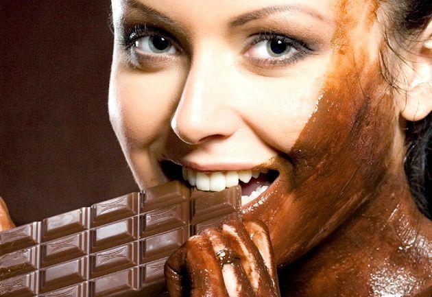 Шоколад - це корисно!