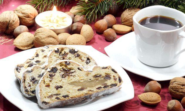 Штолень - німецький різдвяний кекс (рецепт)