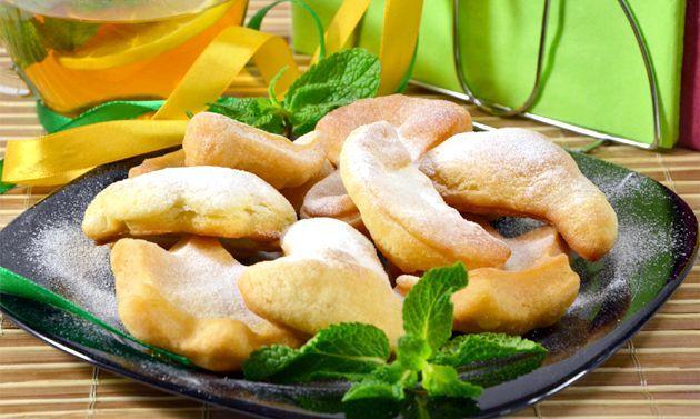 Солодкі пампушки - покроковий рецепт