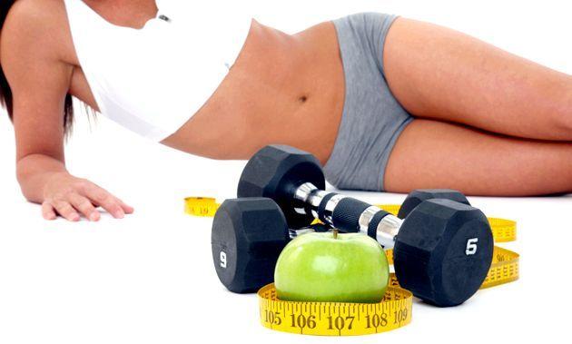 Зниження ваги і фітнес - розвіює міфи