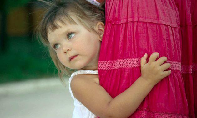Социофобия у дітей