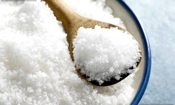 Сольовий пілінг для волосся (рецепти)