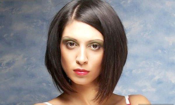 Середні зачіски (фото)