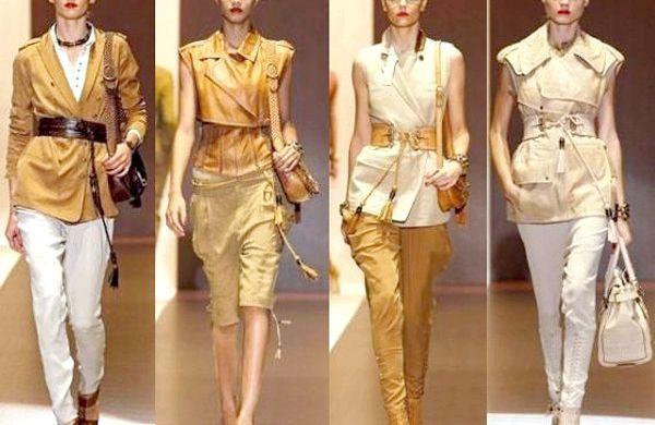 Стиль одягу сафарі