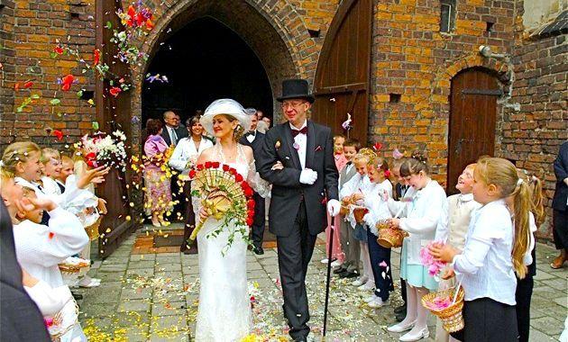 Стильне весілля в англійському стилі