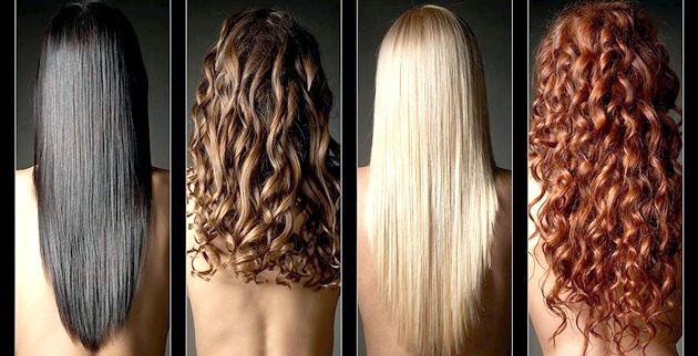 Будова волосся і види